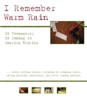 I Remember Warm Rain